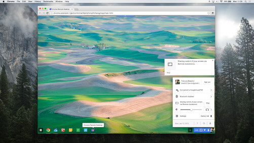 You can now try out Remote Desktop on Chromebooks