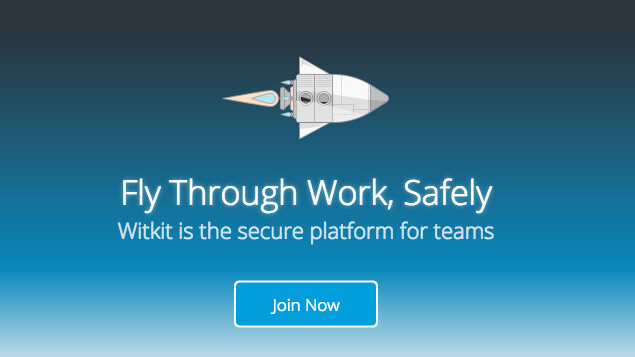 Witkit's encrypted collaboration platform promises to end data breaches