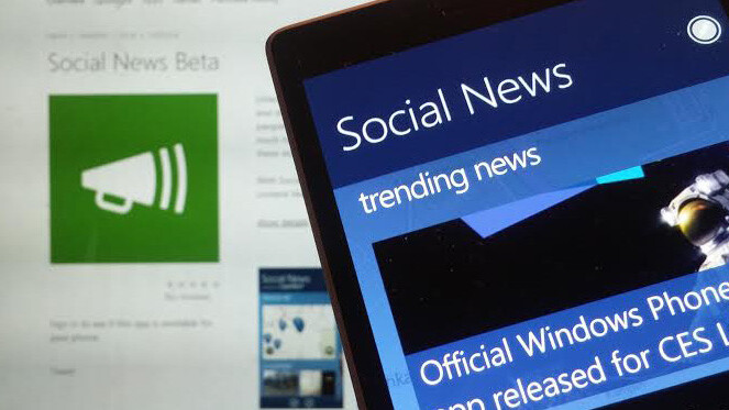 Microsoft launches a Windows Phone app for citizen journalists
