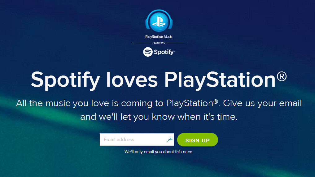 Spotify and Sony team up to launch PlayStation Music, current Music Unlimited service to close
