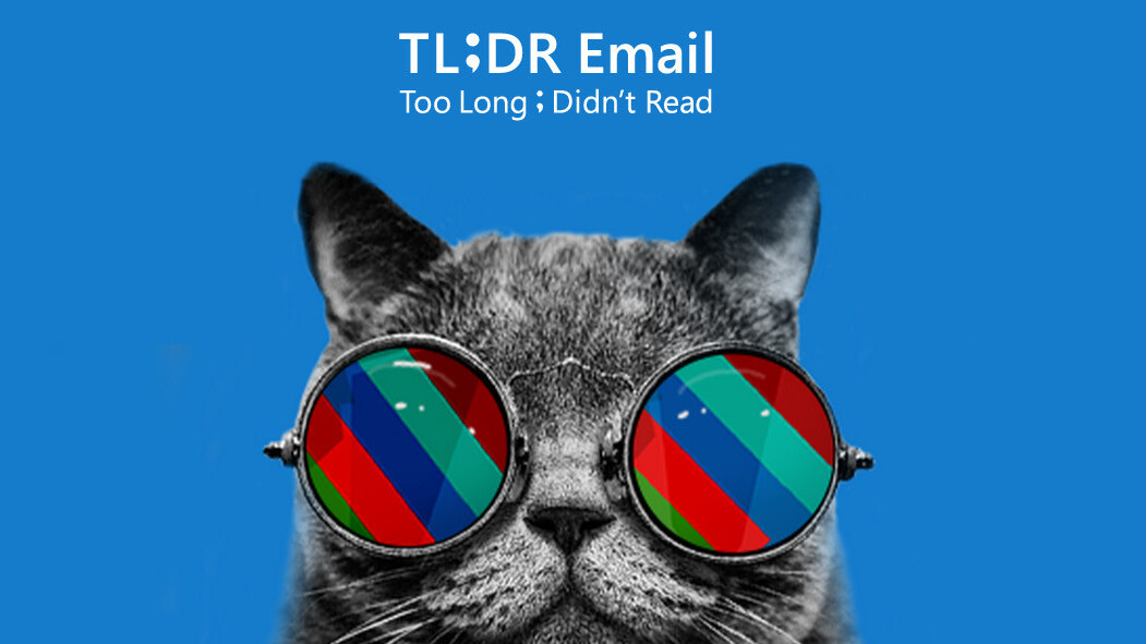 TL;DR for iPhone wants to train you to write emails in 30 words or less