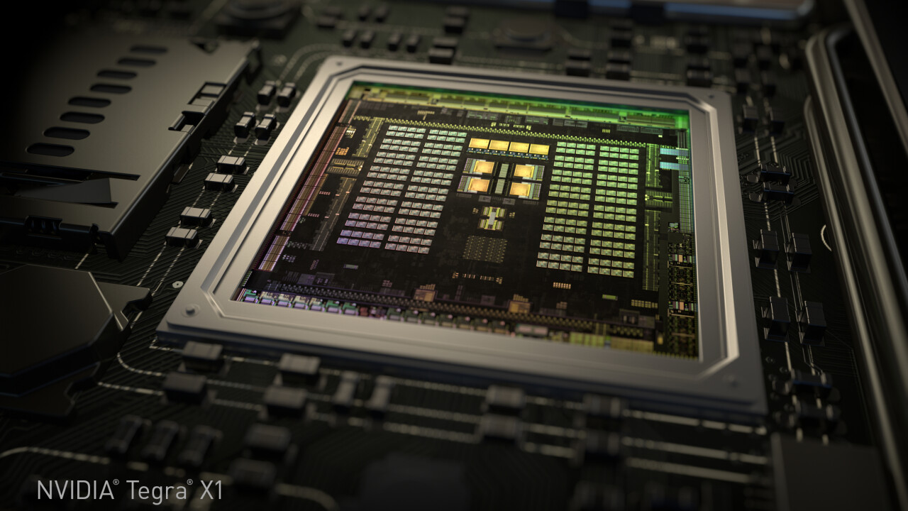 NVIDIA's Tegra X1 will put a teraflop of computing power in your pocket