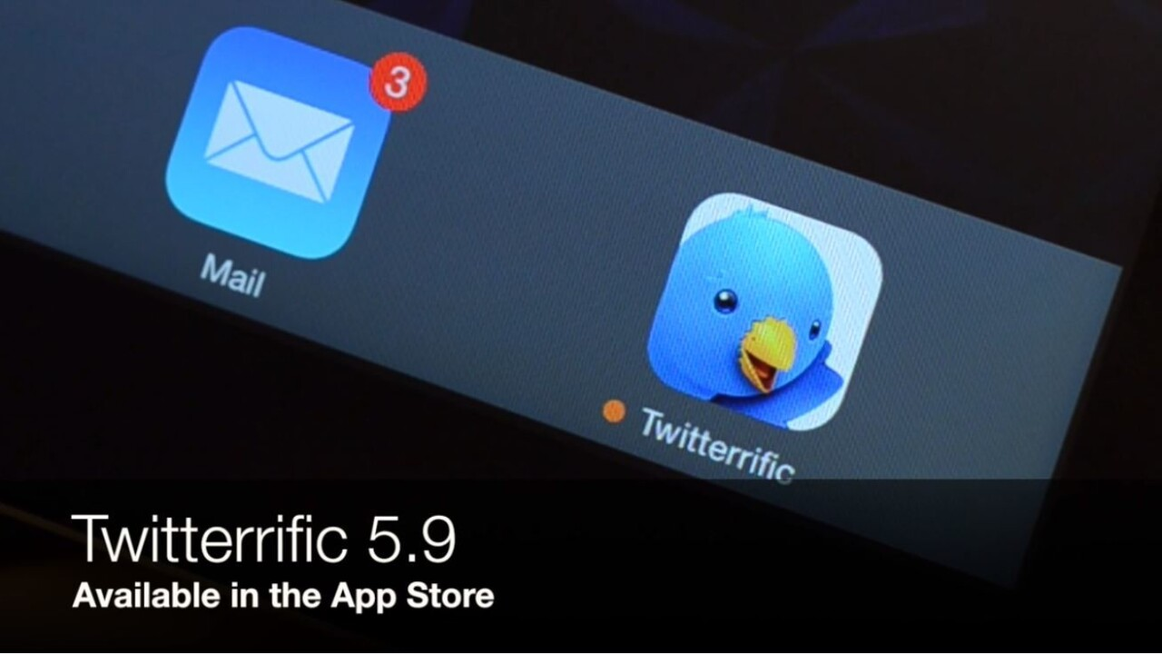 Twitterific for iOS gets multi-image upload support, video and GIF previews