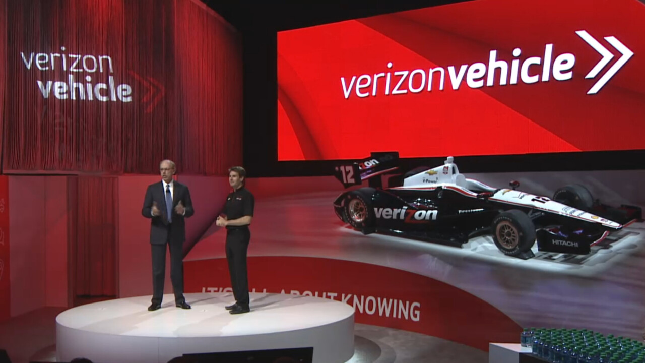 Verizon Vehicle adds wireless connectivity, roadside assistance and diagnostics to your cars