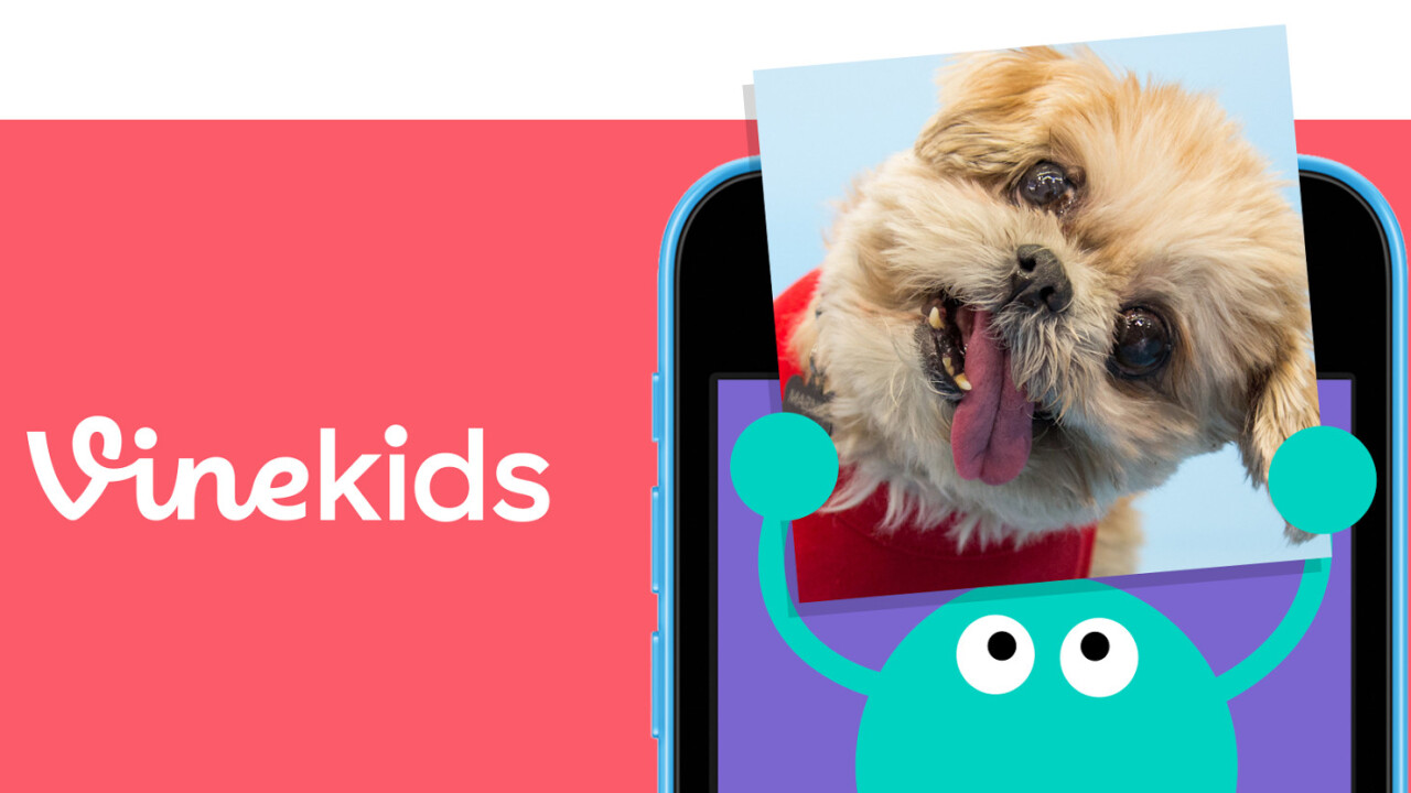 Twitter launches Vine Kids with 6 seconds of child-friendly fun