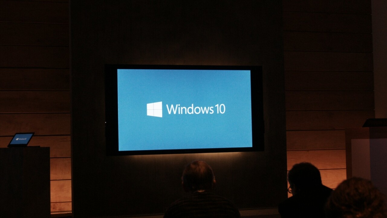 Windows 10 will be a free upgrade for Windows 7, 8 and 8.1 users