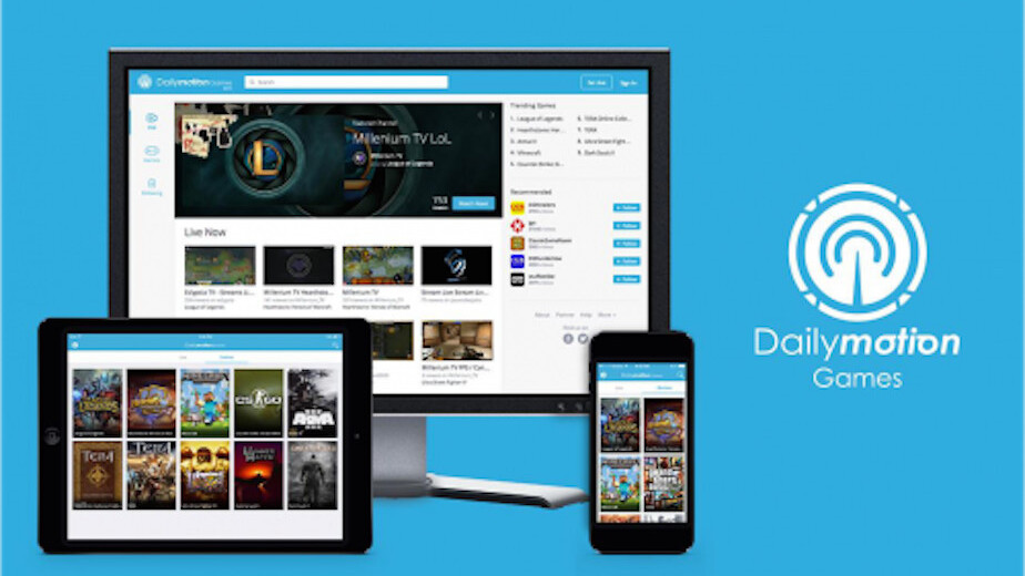 Dailymotion Games live-streaming platform launches to take on Twitch