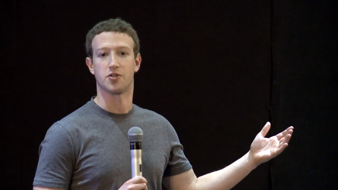 Mark Zuckerberg supports Apple, but 51 percent of Americans don't