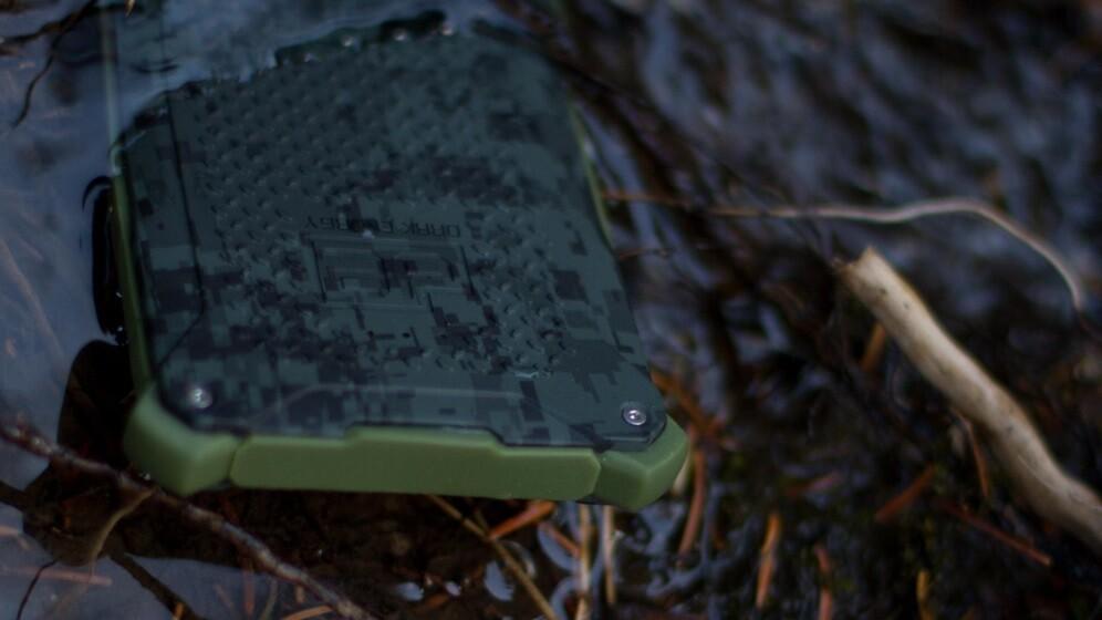 Dark Energy's rugged, waterproof portable power pack lands on Kickstarter