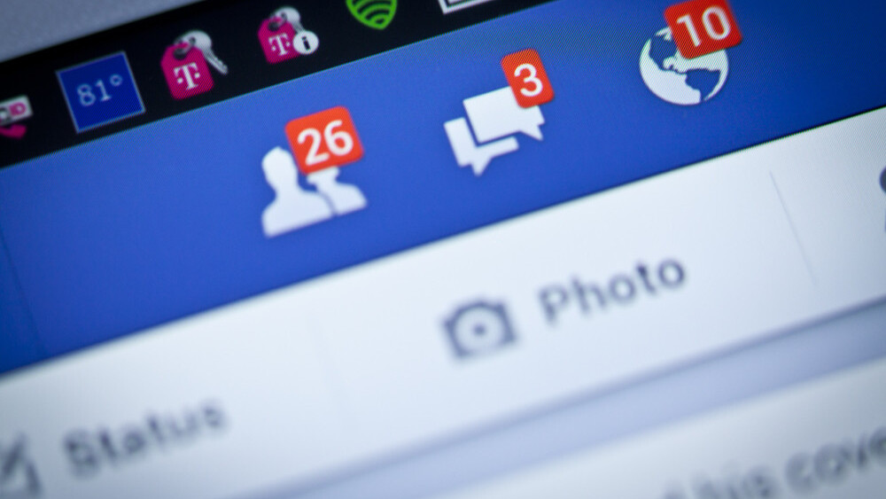 Over a third of Facebook's users only access it on a mobile device