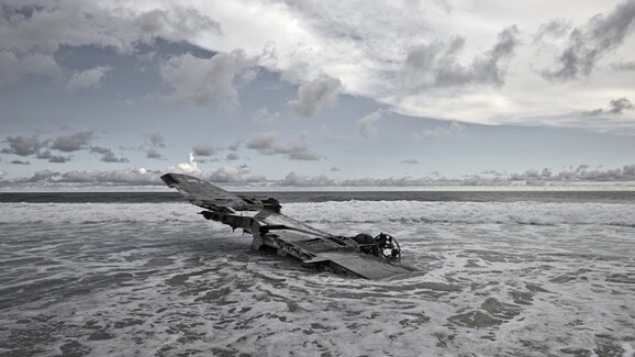 Finding and documenting the surreal wreckage of abandoned planes
