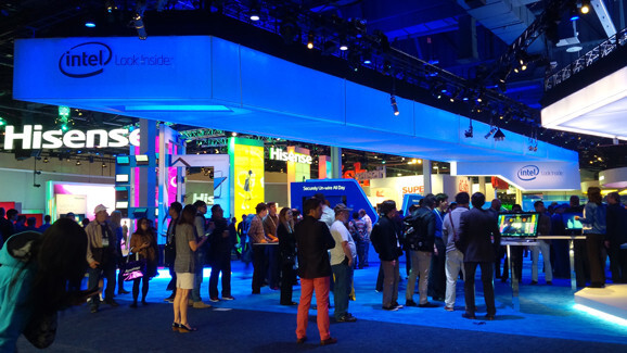 #CES2015 Recap: Selfie mania punctuated with 4K curved TVs, concept cars and drones