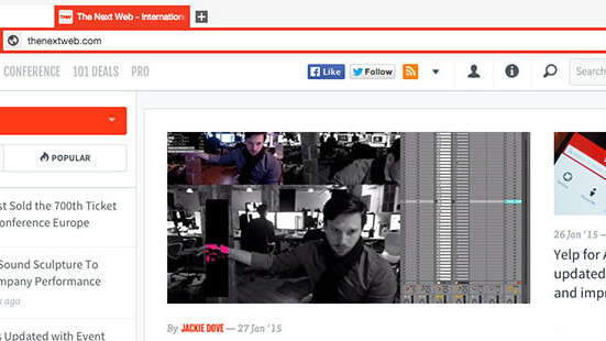 Latest Vivaldi browser preview brings useful tab stacking feature and more