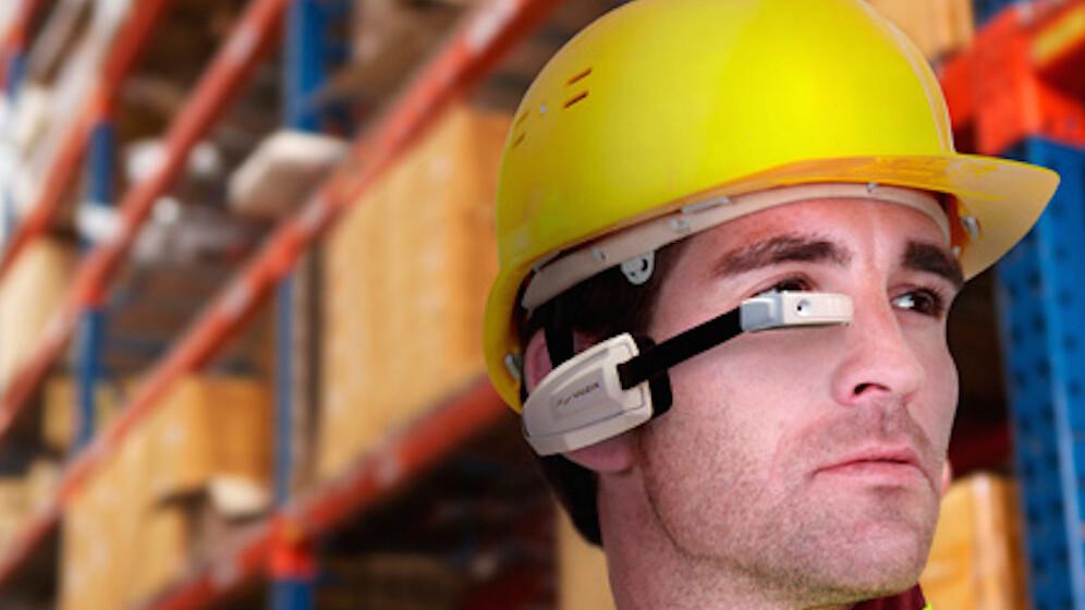 Vuzik smartglasses are getting Nokia's HERE maps built-in