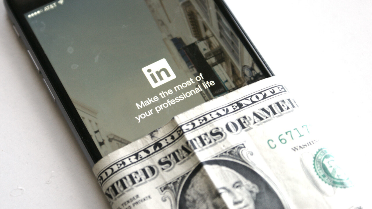 LinkedIn to pay premium users a measly $1 for leaking their passwords