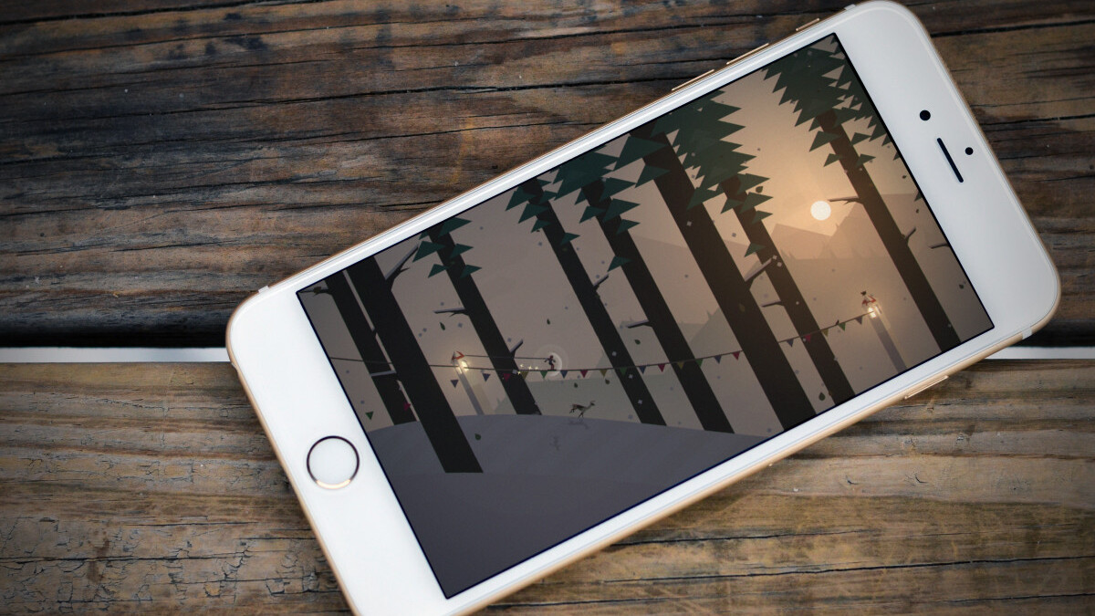 Alto's Adventure for iOS may be the most beautiful endless runner you've ever played