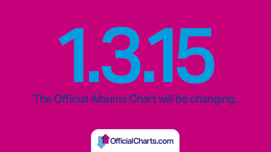 UK album charts to incorporate Spotify and other music streaming data from March