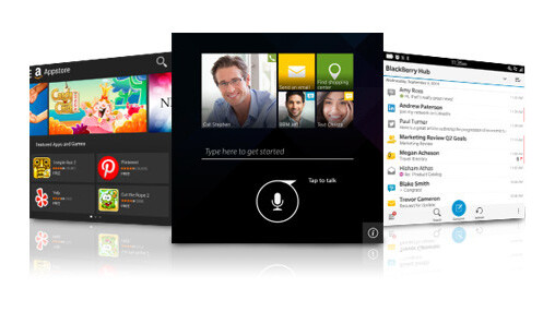 BlackBerry OS update brings Android apps to older devices
