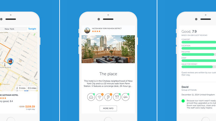 Booking Now for iOS comes to Europe with the promise of simplifying last-minute accommodation booking