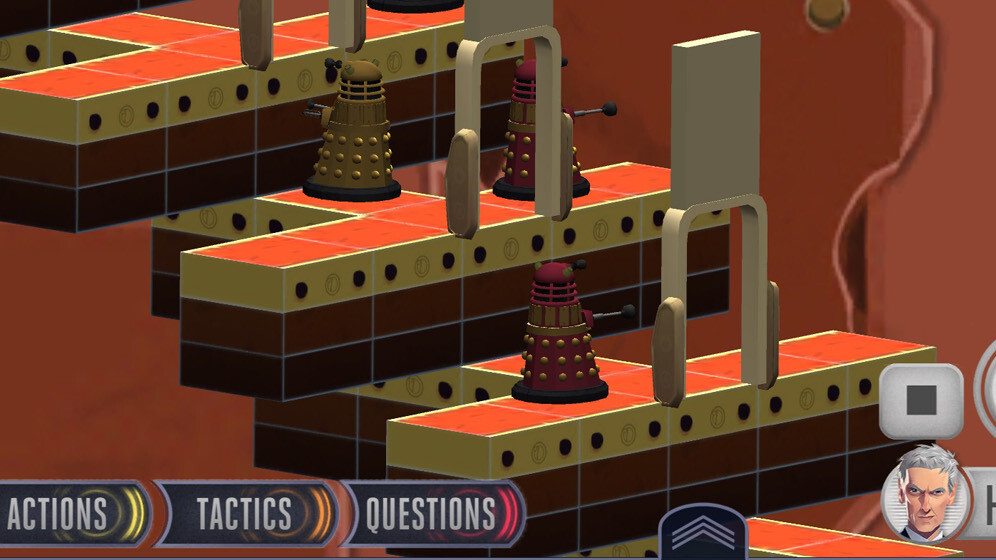 The BBC's Doctor Who coding game is launching for Android and iOS tablets today