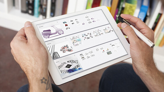 Stylus maker Adonit launches Forge visual brainstorming app for iPad