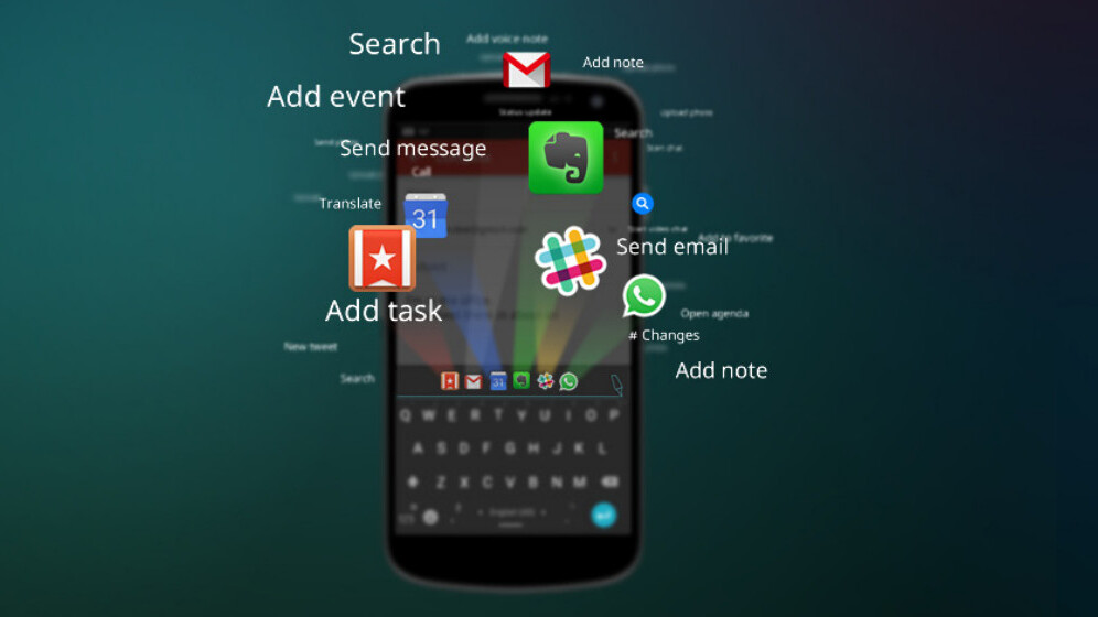 Ginger for Android now lets you switch apps without ever closing your keyboard