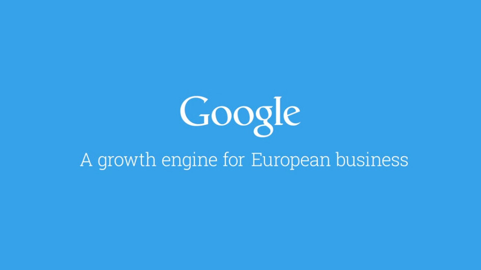 Google merges its European divisions and promises new digital training hub