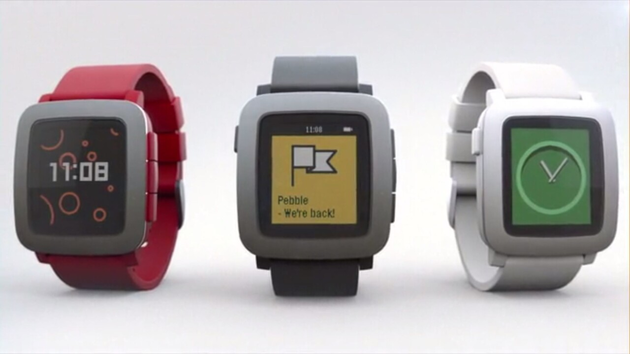 Pebble Time SDK preview now available for developers