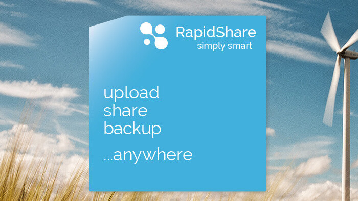 File hosting service RapidShare shutting down this March