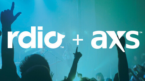 Rdio partners with AEG to personalize your music based on your favorite live artists