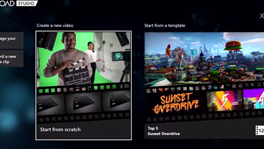 Xbox One's Upload Studio update adds transitions, green screen effects and more