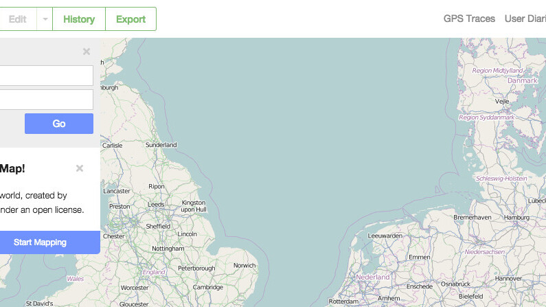 OpenStreetMap adds directions to its site, hopes you'll visit to improve its maps