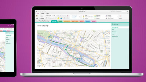 Microsoft's OneNote for Mac adds OCR support