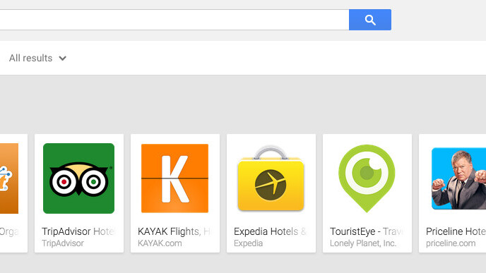Google's bringing app ads to Play search listings