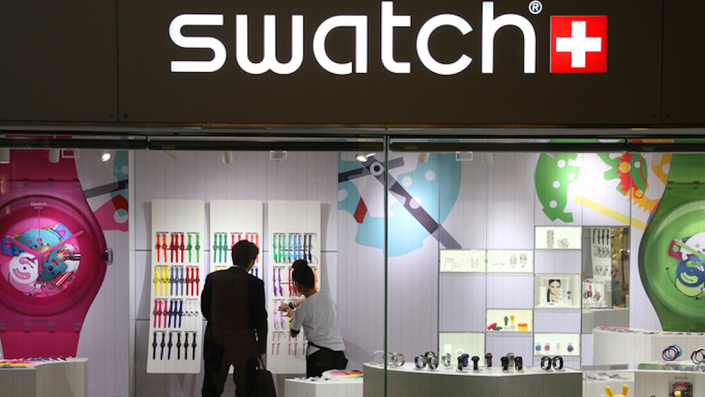 Swatch will launch its new smartwatch in time to battle the Apple Watch