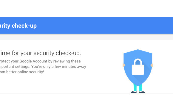 Google is offering 2GB of extra Drive storage if you take this security checkup