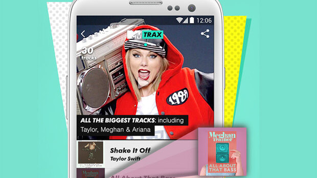 MTV is launching two new streaming TV and music apps in Europe next month