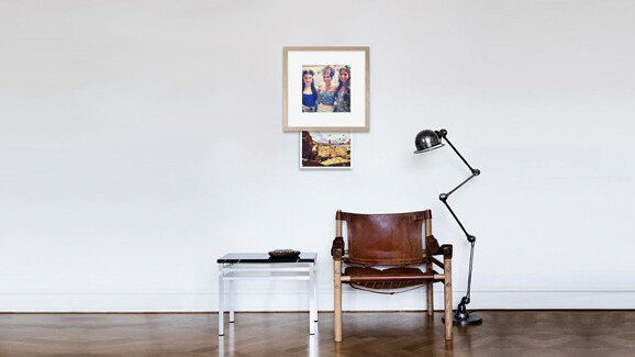 Try this at home: Wundershine reimagines the process of framing and hanging photos