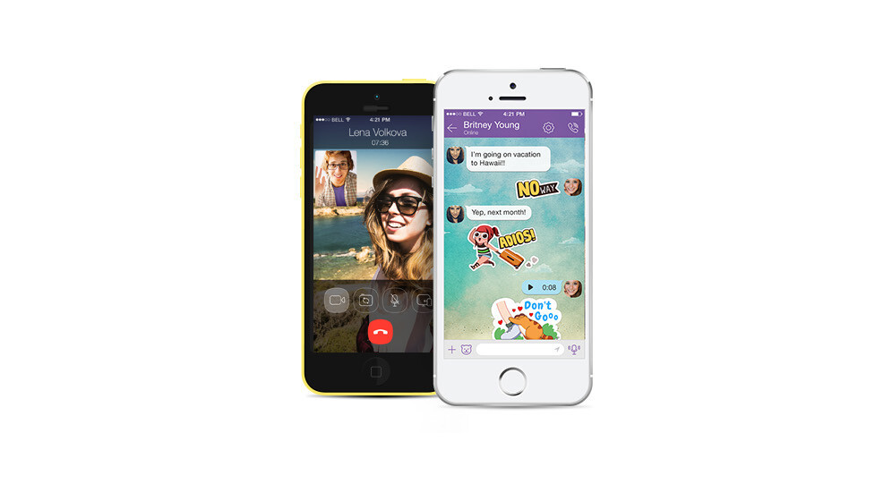 Viber could be banned in South Korea over patent suit