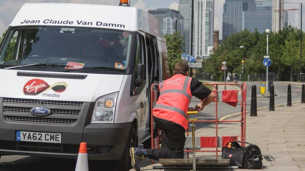 Virgin Media to spend £3bn on connecting 4 million UK homes to 152Mbps broadband