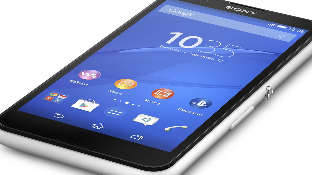 Sony launches mid-range 5-inch Xperia E4 ahead of MWC