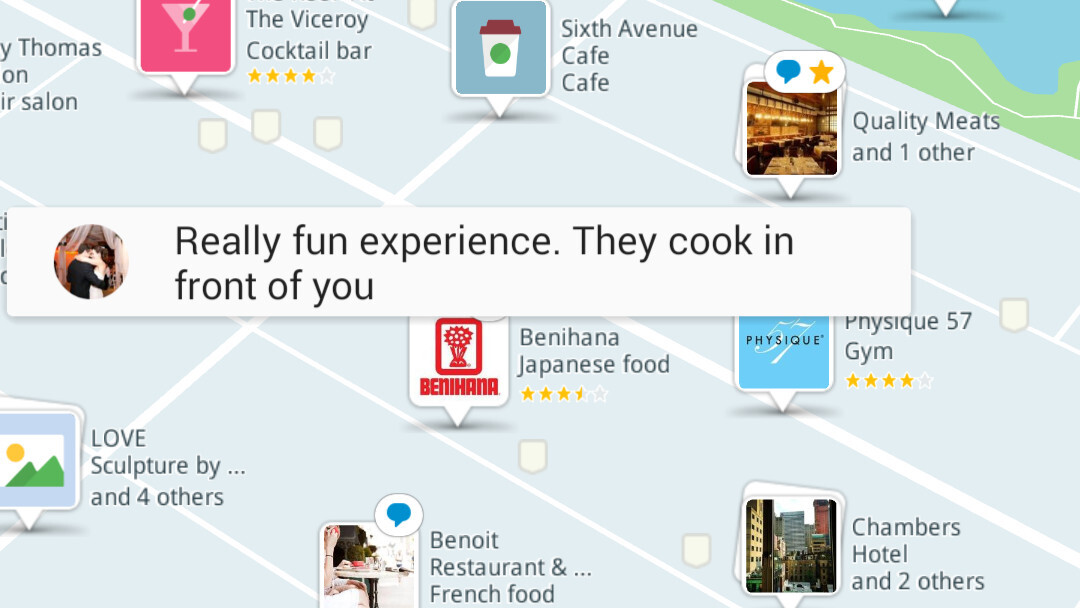 Citymaps arrives on Android and introduces a way to make maps with friends