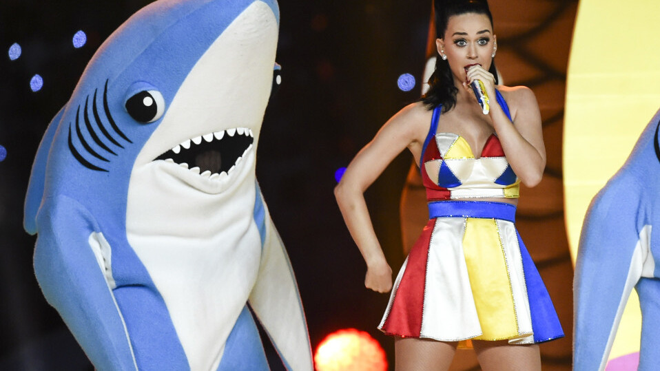 Google hides everyone's favorite shark on the Google I/O page