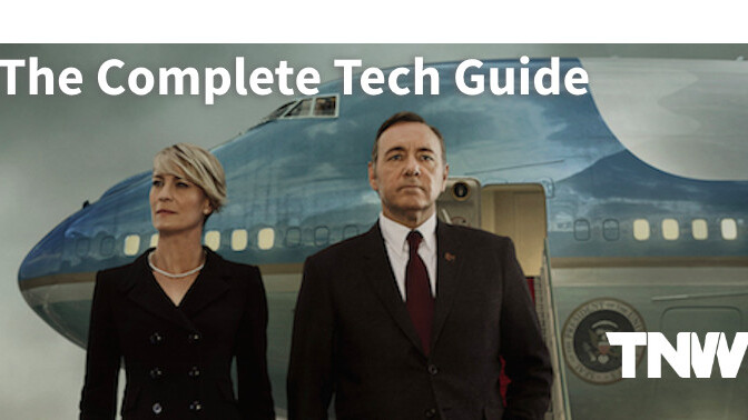 'House of Cards' Season 3: The complete guide to all the tech in dystopian DC