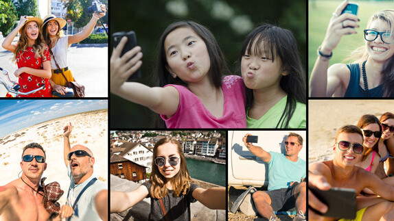 What does your selfie say about you? The science behind our obsession