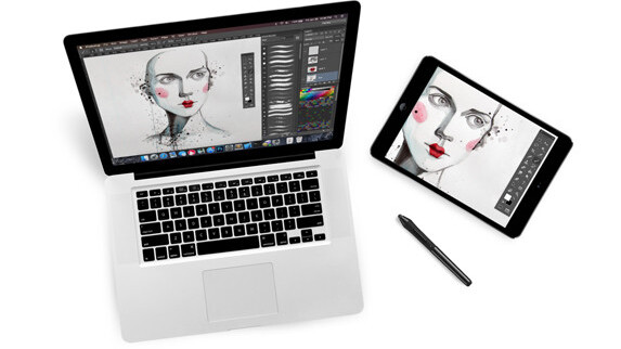 Astropad transforms your iPad into a full-fledged graphics tablet