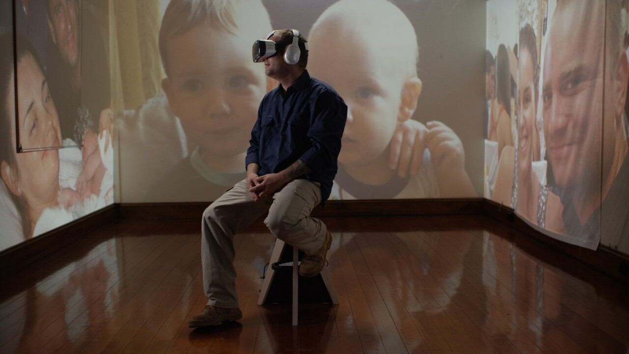 Samsung livestreamed the birth of a child in virtual reality