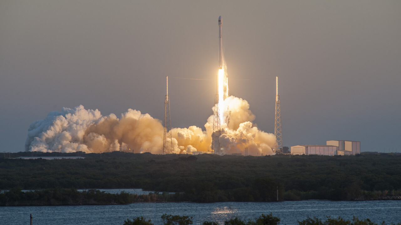 SpaceX is letting you use its official photos