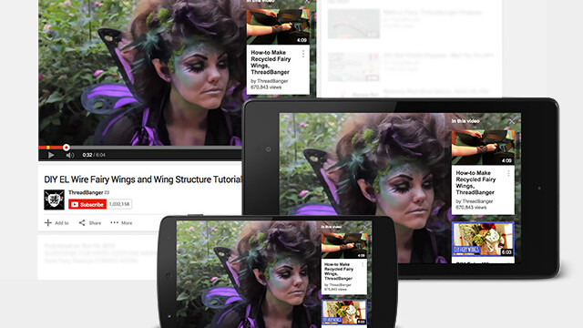 YouTube introduces interactive cards to complement annotations – and they work on mobile too