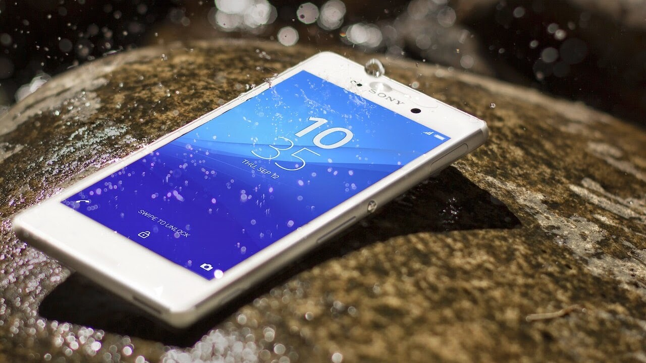 Sony launches €299 Xperia M4 Aqua with Android Lollipop and octa-core processor